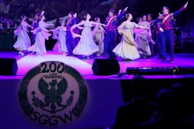 200 lat SGGW - Gala w TWON