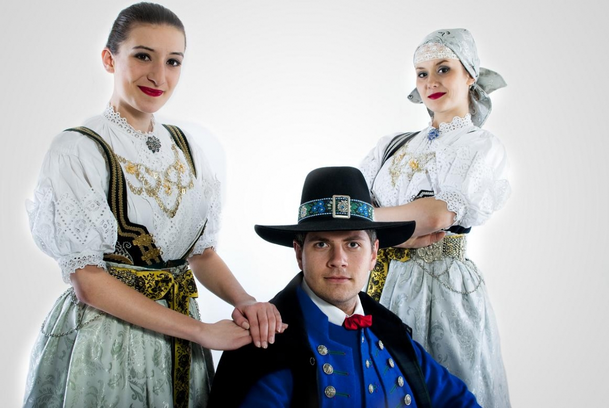 Tańce mieszczan cieszyńskich